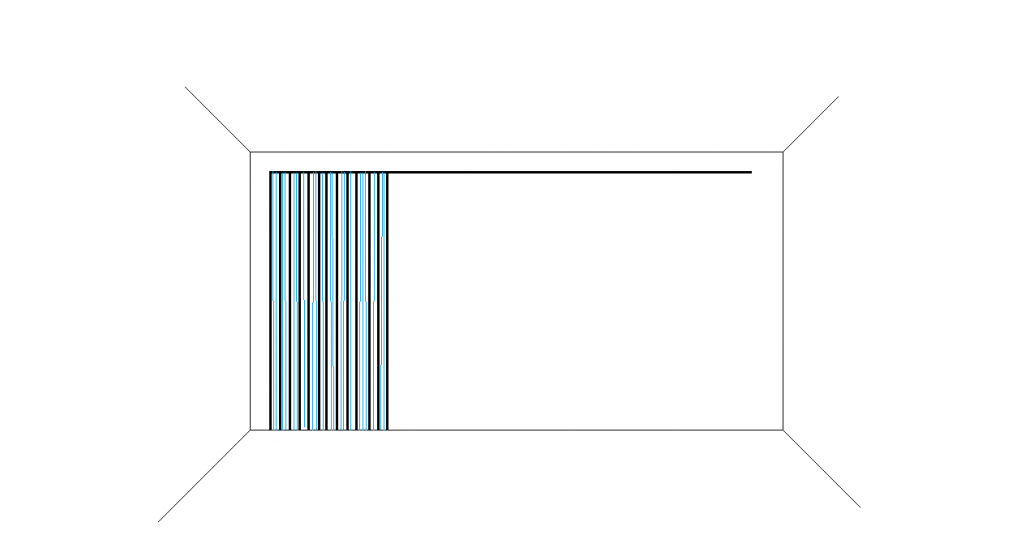 Inmeten gordijnen | Meetinstructies gordijnen | BlindDesign