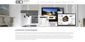 Website elektrische vouwgordijnen