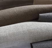 transparante linnen vouwgordijnen en gordijnen