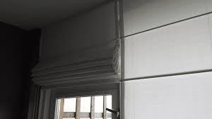 vouwgordijnen op deur