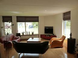 vouwgordijnen woonkamer