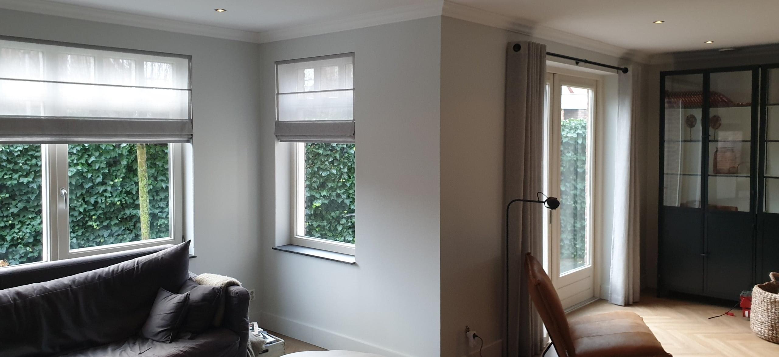 Soorten raamdecoratie