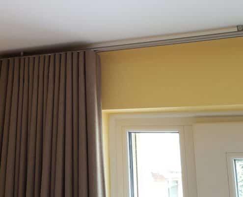 Diverse manieren voor het ophangen van gordijnen | BlindDesign